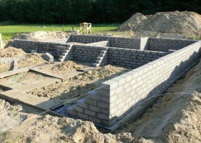 Bloczek Betonowy - realizacja